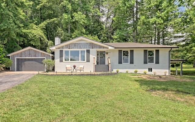 2134 Red Banks Drive, Young Harris, GA 30582 (MLS #308055) :: Path & Post Real Estate
