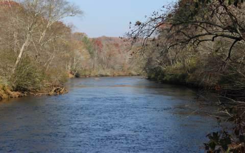 LT 72 72 Cross Creek Road, Mineral Bluff, GA 30559 (MLS #263631) :: RE/MAX Town & Country
