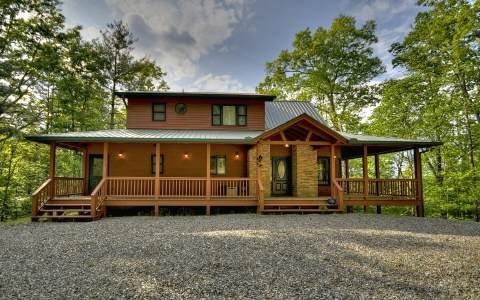 933 Raven Ridge Circle, Mineral Bluff, GA 30559 (MLS #263845) :: RE/MAX Town & Country