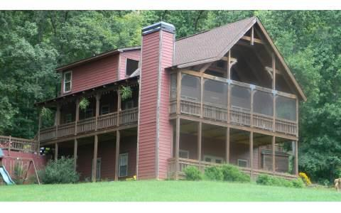 795 Hunter Road, Hayesville, NC 28904 (MLS #270414) :: RE/MAX Town & Country