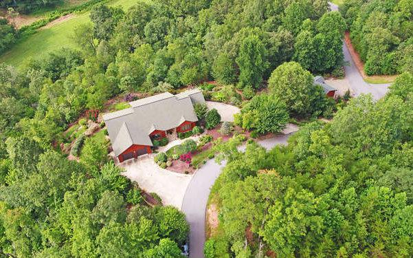74 Eagle Fork Overlook, Hayesville, NC 28904 (MLS #270922) :: RE/MAX Town & Country