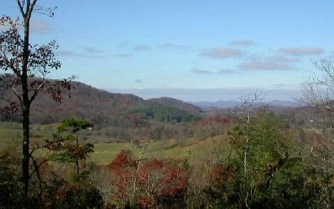 LOT 8 Mission Hill Rd, Hayesville, NC 28904 (MLS #274620) :: RE/MAX Town & Country