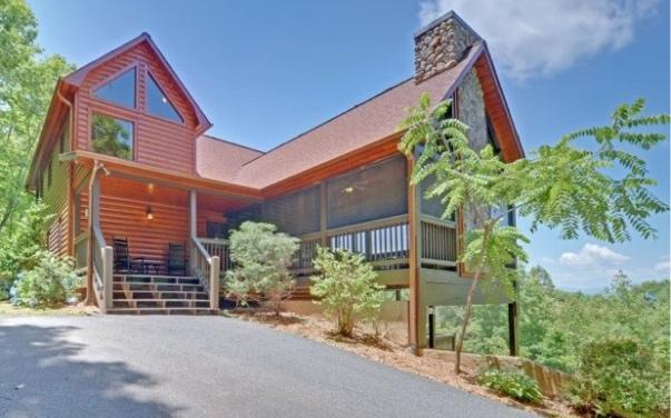313 Spruce Circle, Mineral Bluff, GA 30559 (MLS #278696) :: RE/MAX Town & Country
