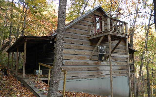 878 Julie Mountain Trail, Hayesville, NC 28904 (MLS #287918) :: RE/MAX Town & Country