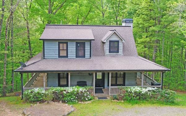 808 Granite Drive, Hayesville, NC 28904 (MLS #295814) :: RE/MAX Town & Country