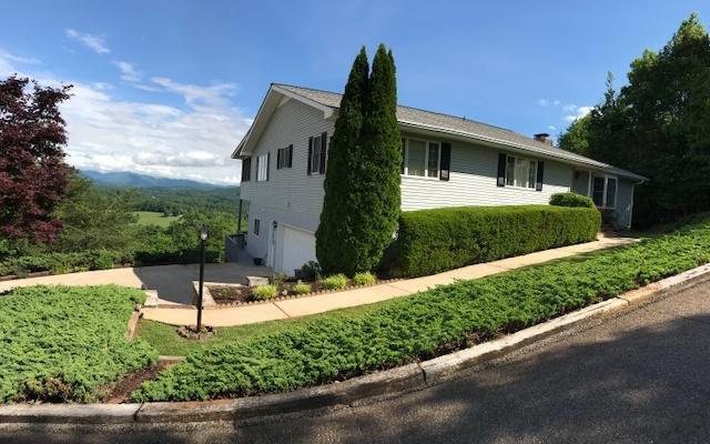 317 Windy Ridge Lane, Hayesville, NC 28904 (MLS #277233) :: RE/MAX Town & Country
