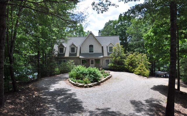 302 Lake Shore Dr, Blairsville, GA 30512 (MLS #268429) :: RE/MAX Town & Country