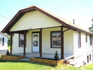2306 Randolph Street, Bristol, VA 24201 (MLS #392036) :: Conservus Real Estate Group
