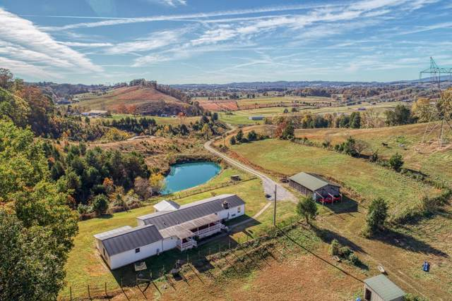 315 Long Town Road, Bulls Gap, TN 37711 (MLS #9901767) :: Highlands Realty, Inc.