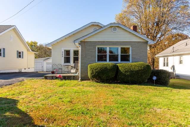 323 Randolph Street, Bristol, VA 24201 (MLS #9901881) :: Conservus Real Estate Group