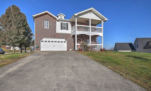 111 Lucille Place, Kingsport, TN 37663 (MLS #9901979) :: Highlands Realty, Inc.