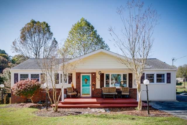 305 Ridgewood Drive, Kingsport, TN 37660 (MLS #9901985) :: Highlands Realty, Inc.