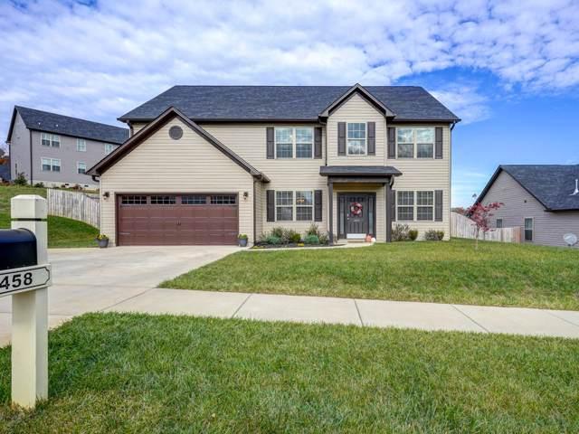 1458 Hammett Road, Johnson City, TN 37615 (MLS #9902068) :: Highlands Realty, Inc.