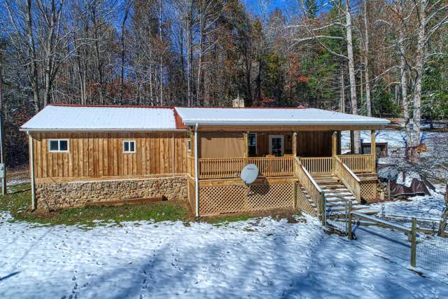 409 Log Cabin Road, Greeneville, TN 37743 (MLS #9902178) :: The Baxter-Milhorn Group