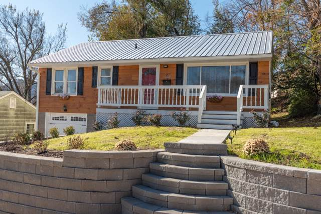 530 Walnut Avenue, Kingsport, TN 37660 (MLS #9902179) :: The Baxter-Milhorn Group
