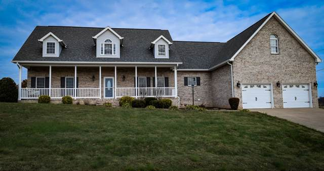 592 Sand Ridge Circle, Jonesborough, TN 37659 (MLS #9902303) :: Conservus Real Estate Group