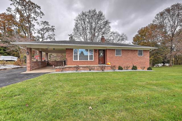 203 Mikes Avenue, Greeneville, TN 37745 (MLS #9902355) :: Highlands Realty, Inc.