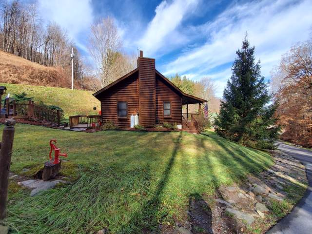 130 Roanwood Road, Roan Mountain, TN 37687 (MLS #9902535) :: Highlands Realty, Inc.