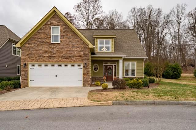 1107 Jasmine Place, Kingsport, TN 37664 (MLS #9902646) :: Highlands Realty, Inc.