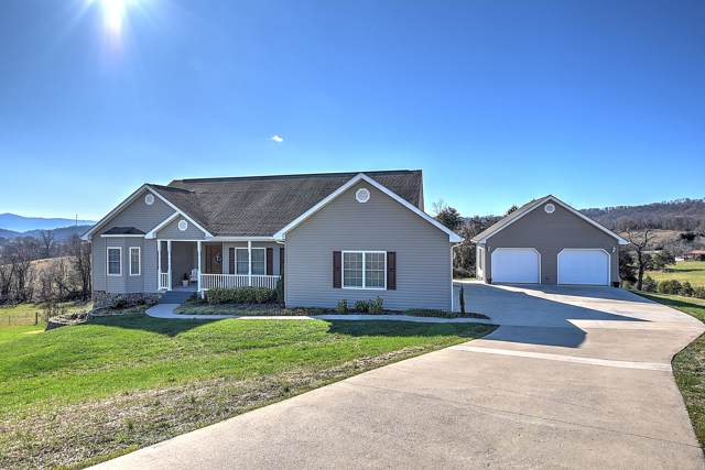 321 East Ridges Drive, Chuckey, TN 37641 (MLS #9902666) :: Conservus Real Estate Group