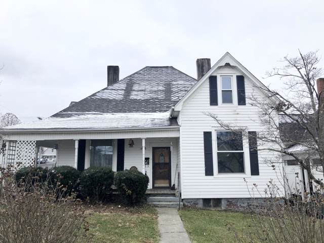 1106 Fairmount Ave Avenue, Bristol, VA 24201 (MLS #9902754) :: Conservus Real Estate Group