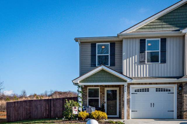 425 Manchester Place -, Bristol, TN 37620 (MLS #9902769) :: Highlands Realty, Inc.