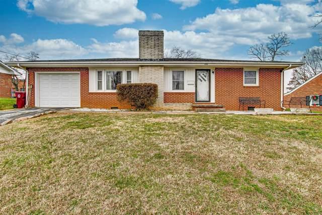 604 Longview Drive, Johnson City, TN 37604 (MLS #9902799) :: Conservus Real Estate Group