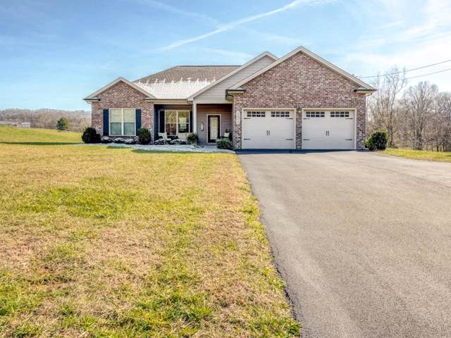 1671 Old Stagecoach Road #0, Jonesborough, TN 37659 (MLS #9902899) :: Conservus Real Estate Group