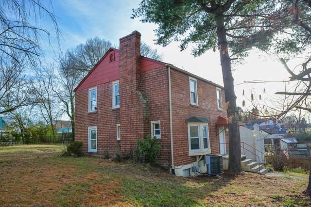 1689 Jefferson Avenue, Kingsport, TN 37664 (MLS #9902906) :: Highlands Realty, Inc.