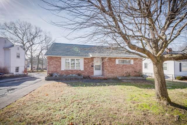 1844 Oakwood Drive, Kingsport, TN 37664 (MLS #9902919) :: Highlands Realty, Inc.