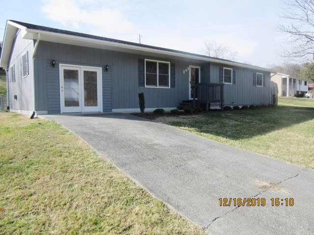 249 Pettyjohn Road, Kingsport, TN 37664 (MLS #9902953) :: Conservus Real Estate Group
