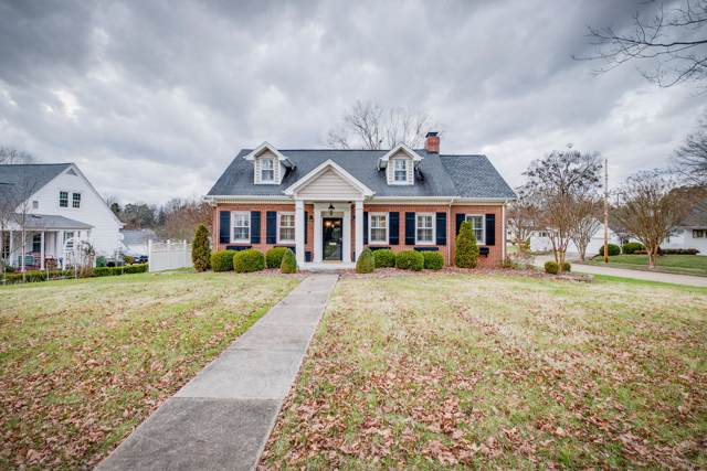 1601 Crescent Drive, Kingsport, TN 37664 (MLS #9903008) :: Conservus Real Estate Group