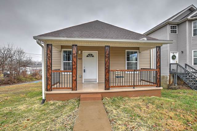 422 Wilson Av. Avenue, Johnson City, TN 37604 (MLS #9903034) :: Highlands Realty, Inc.