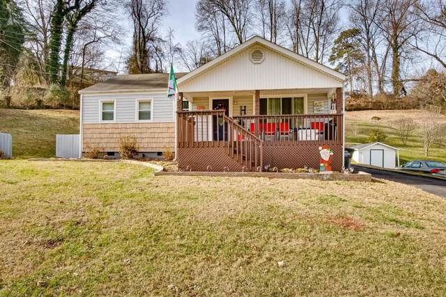 2320 Amy Avenue, Kingsport, TN 37664 (MLS #9903117) :: Conservus Real Estate Group