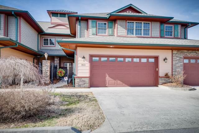353 Monroe Pvt Drive #353, Bristol, TN 37620 (MLS #9903160) :: Conservus Real Estate Group