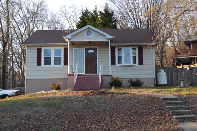 557 Rich Drive, Kingsport, TN 37660 (MLS #9903274) :: The Baxter-Milhorn Group