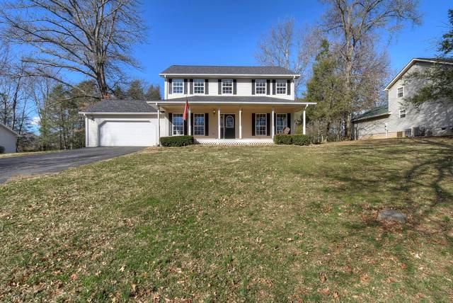 138 Mcintyre Road, Jonesborough, TN 37659 (MLS #9903319) :: Conservus Real Estate Group