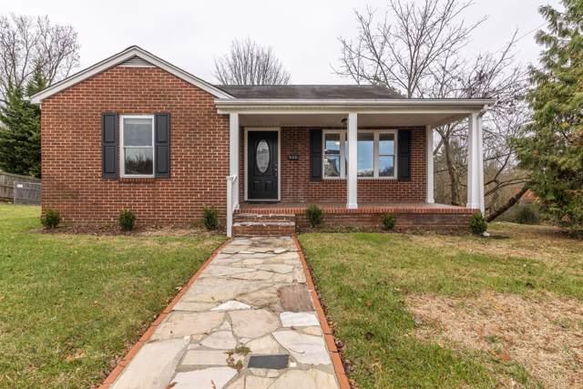 342 Bradley Street, Abingdon, VA 24210 (MLS #9903346) :: Bridge Pointe Real Estate