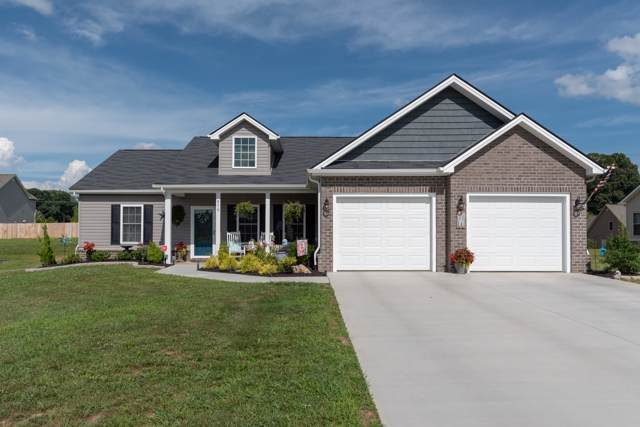 870 Ashley Meadows, Jonesborough, TN 37659 (MLS #9903446) :: Conservus Real Estate Group
