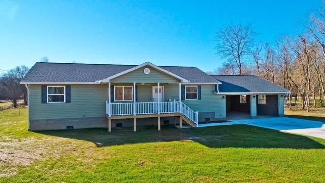 807 Caney Hollow Road, Newport, TN 37821 (MLS #9903454) :: Conservus Real Estate Group
