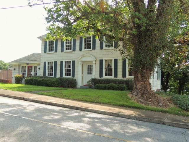 208 Irish Street, Greeneville, TN 37743 (MLS #9903489) :: Highlands Realty, Inc.