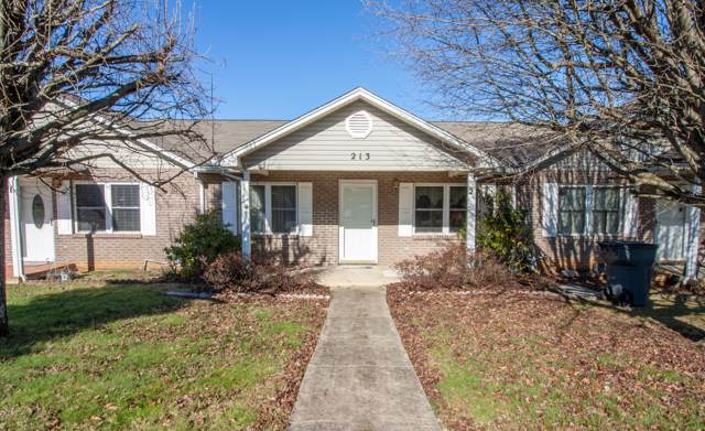 213 Hunter Hills Circle #2, Bristol, TN 37620 (MLS #9903494) :: Conservus Real Estate Group