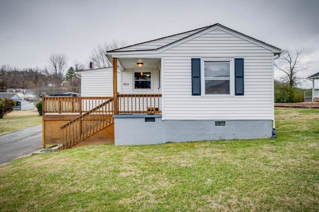 922 Walker Street, Elizabethton, TN 37643 (MLS #9903533) :: Conservus Real Estate Group