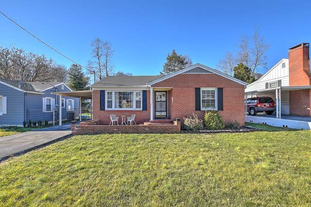508 Hill Drive, Bristol, VA 24201 (MLS #9903551) :: Conservus Real Estate Group