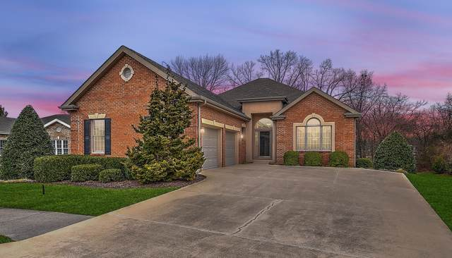1103 Waterbrooke Lane, Johnson City, TN 37604 (MLS #9903618) :: Highlands Realty, Inc.