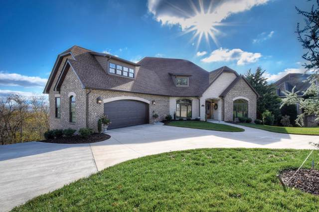 1181 Cliffview Circle, Gray, TN 37615 (MLS #9903625) :: The Baxter-Milhorn Group