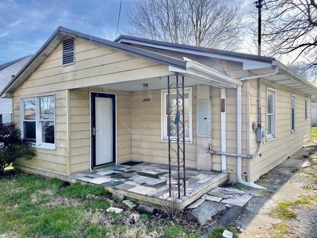 2609 Gilmer Street, Johnson City, TN 37604 (MLS #9903634) :: Highlands Realty, Inc.