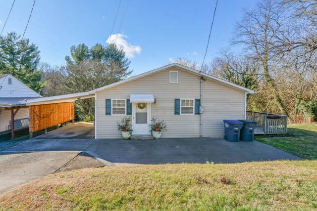 2143 Hawthorne Street, Kingsport, TN 37664 (MLS #9903678) :: Conservus Real Estate Group