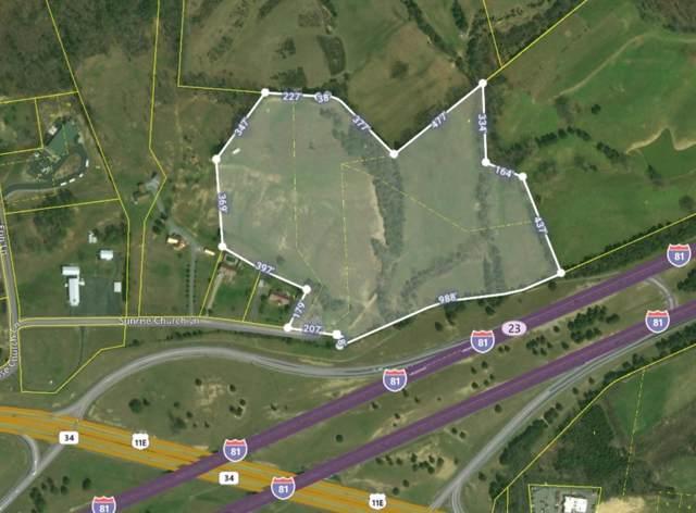 00 Sunrise Church Lane, Bulls Gap, TN 37711 (MLS #9903723) :: Conservus Real Estate Group