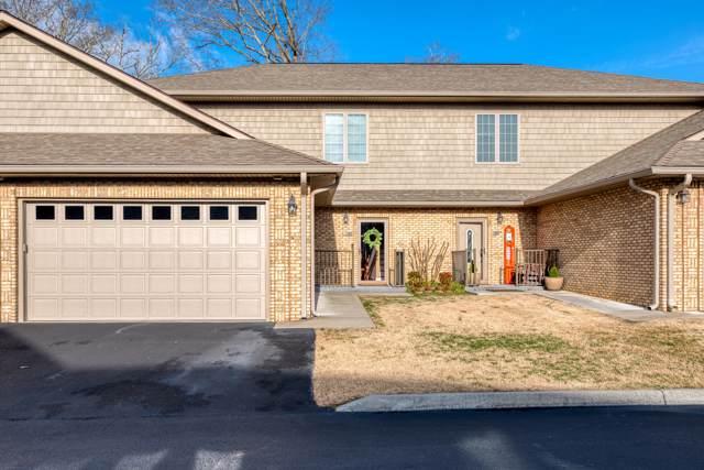 575 Boring Chapel Rd #31, Johnson City, TN 37615 (MLS #9903748) :: Highlands Realty, Inc.